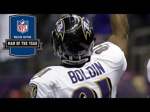 Anquan Boldin Man of the Year Nominee