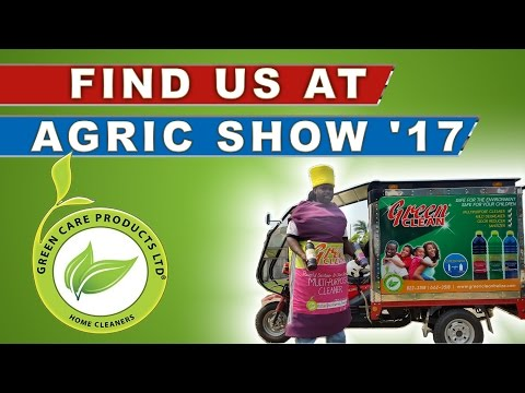 FIND GREEN CLEAN BELIZE AT AGRIC SHOW 2017