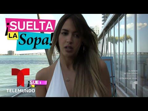 ¡Shannon de Lima y James Rodríguez están de romance! | Suelta La Sopa | Entretenimiento