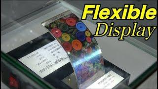 Flexible Phone closer that we imagine