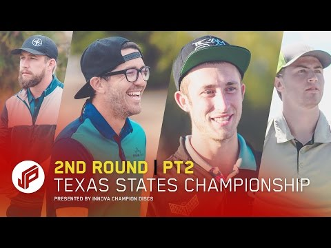 2017 Texas States | Round 2, Part 2 | Sexton, Wysocki, Oakle