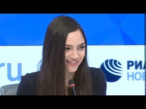 Евгения Медведева: Мой отец – армянин, но я больше русский человек