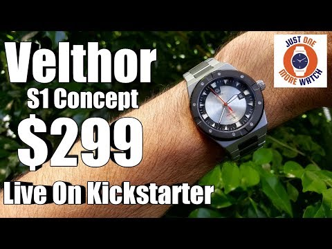 Thumbnail: World Exclusive! From the creators of the Spectre Phantom - Velthor S1 Concept $299