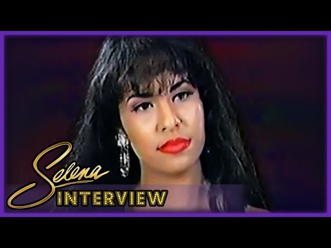 Selena Interview Lubbock, Texas 1994 (Restored)