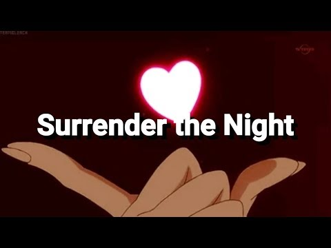 Surrender the Night - My Chemical Romance // lyrics