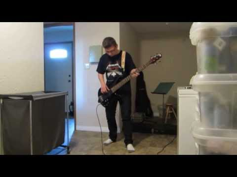 Deftones- Change (in the house of flies) bass cover