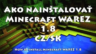 Ako nainštalovať Minecraft 1.8 WAREZ The Bountiful Update - DOWNLOAD [3.9.2014]
