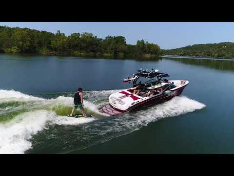 Table Rock Lake Wakeboarding - Holiday Island, AR