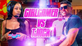 GIRL GAMER STREAM SNIPES CRUSH TJACK ON NBA2K20