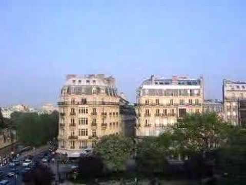 Paris Views in the Latin Quarter