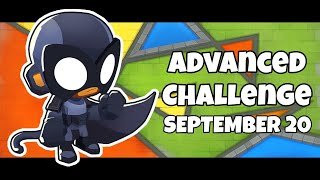 Bloons TD 6 - Advąnced Challenge: U can't beat this