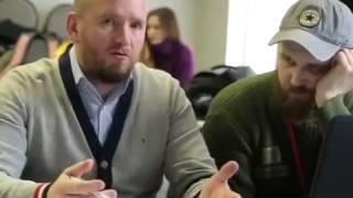 """РОССИЯ 1 о фильме """"УЧИЛКА"""" и о создание проекта."""