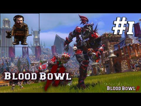 Necromantic Match #1 [Blood Bowl 2]