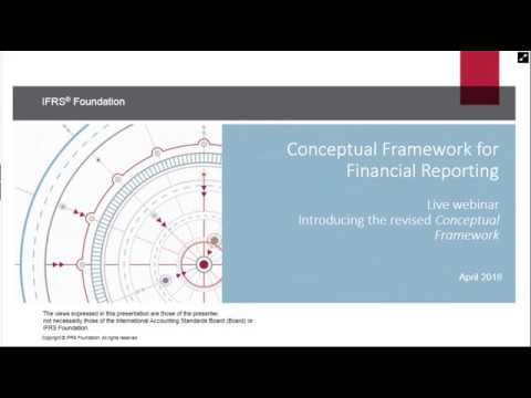 Introduction to the revised Conceptual Framework