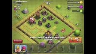 Clash of Clans - PS ep1 - Just started TH3 Strategies and Tips