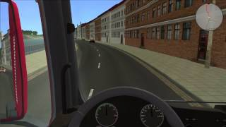 Special Transport Simulator First Job Gameplay HD
