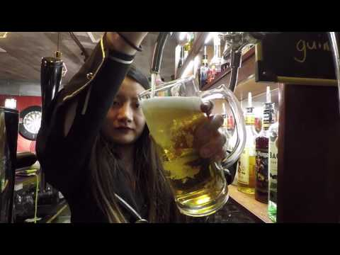 Where foreigners go out and meet in Changsha: The Red Lion Pub