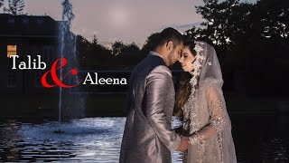 Pakistani Wedding Video Highlights l London l UK l 2016 l Talib & Aleena