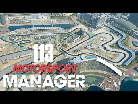 Motorsport Manager - GT Series [113] - Durchblick in Dubai [Deutsch/German]