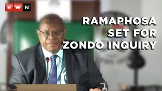 Deputy Chief Justice Raymond Zondo announced that he had set aside four days in April for President Cyril Ramaphosa to appear at the state capture commission. The Presidency confirmed Ramaphosa would give evidence in his capacity as President and former Deputy President of South Africa and as President and former Deputy President of the ANC.