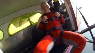 Tandem Skydiving @ TNT BROTHERS & Valentin G.-4000 M
