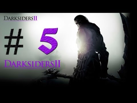 DarkSiders II Walkthrough - Darksiders 2 Walkthrough Español Parte 5 | Camino a Fortagua | Guia Let's Play PC/PS3/XBOX360