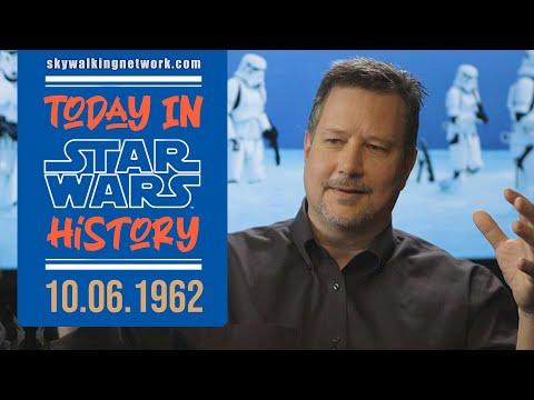 TODAY IN STAR WARS HISTORY: 10/6/1962 - Happy Birthday John Knoll, ILM Visual Effects Supervisor