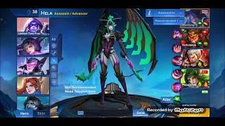 Heroes Arena Hela gameplay