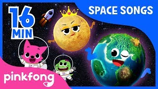 Download Eight Planets and more | Space Songs | +Compilation | Pinkfong Songs for Children