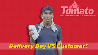 Pichi Yakuu Delivery Boy VS Customers | Warangal Diaries