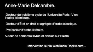 Anne-Marie Delcambre - L'étude de Christoph Luxenberg