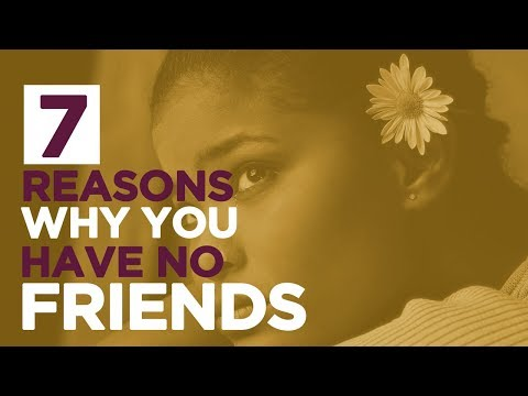 Reasons Why You Have No Friends | OMG Listicles