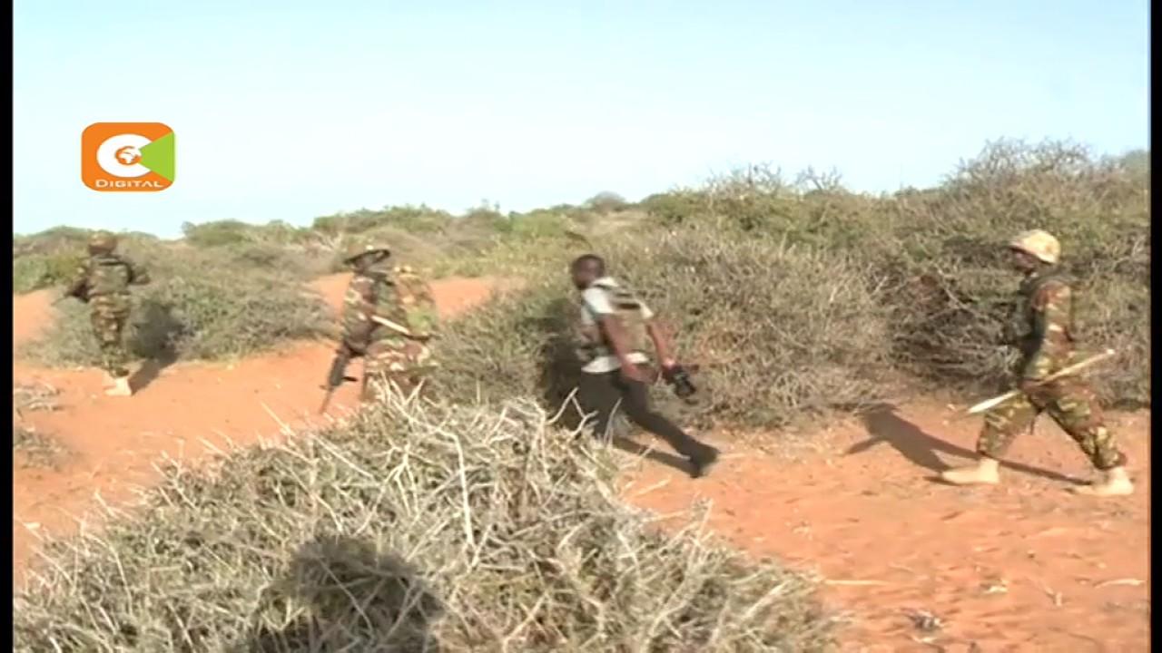 Nine police officers killed in Mandera, Garissa