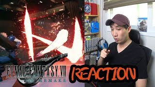 ROSEN REACTS: 파이널판타지7 리메이크 영상 리액션 Final Fantasy7 Remake official video reaction