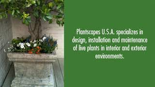 Interior & Exterior Plant Design, Installation & Maintenance in Philadelphia 610 329 3935