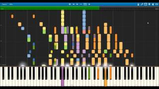 TIE Fighter Attack - John Williams   Star Wars IV   Synthesia