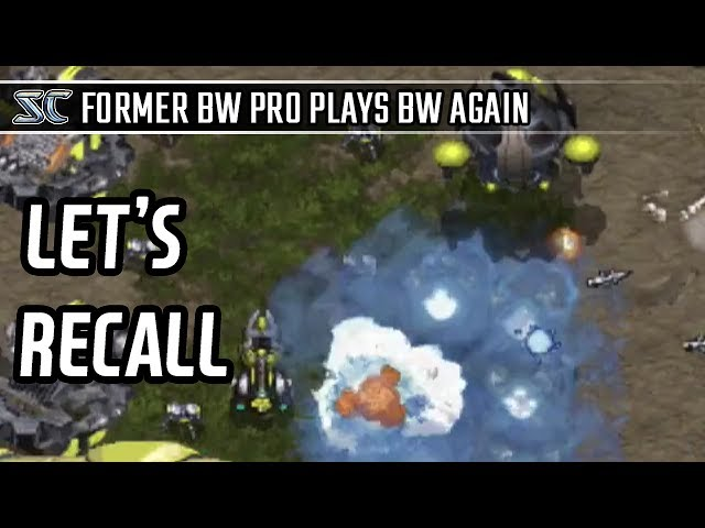 Let's recall vs Terran l StarCraft: Brood War l Crank