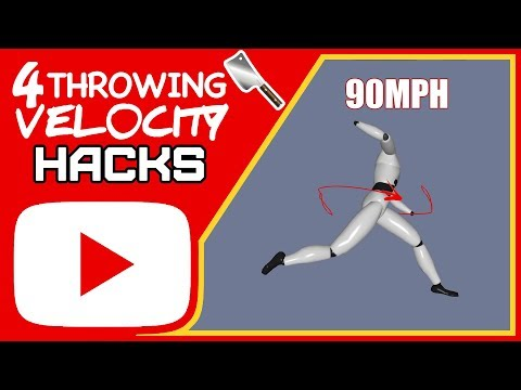 4 Throwing Velocity HACKS To Increase Pitching Velocity