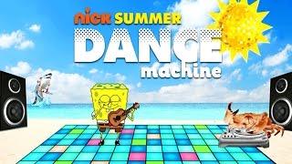 Nick Summer Dance Machine - Part 2 (Nickelodeon Games)