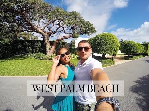 A day in WEST PALM BEACH   Inga Popova