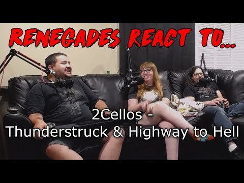 Renegades React to... 2Cellos - Thunderstruck & Highway to Hell