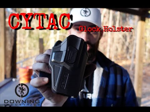 CYTAC Holster, First Impressions