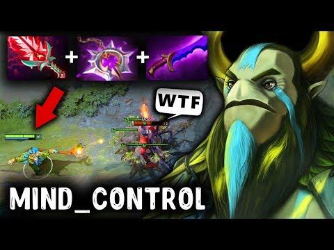 видео: ЛЕГЕНДА ФУРИОНА В ДЕЛЕ! mind_control furion dota 2