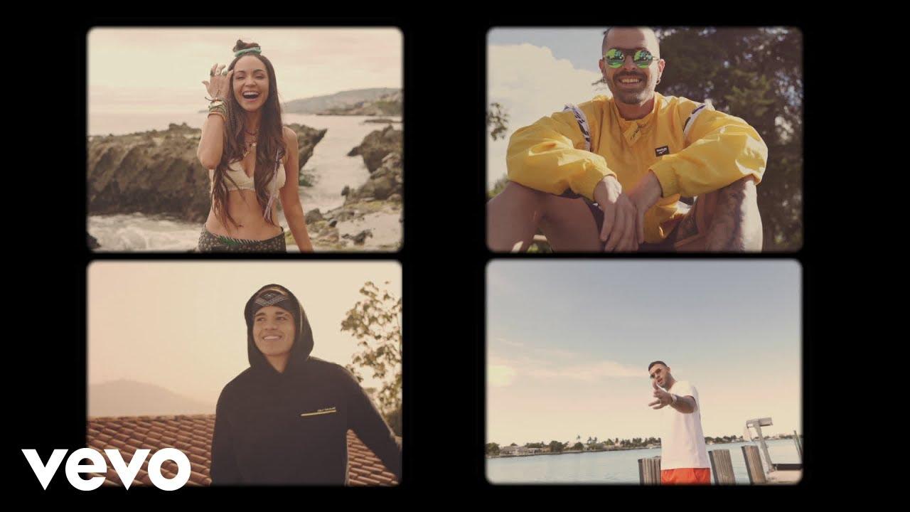 Sharlene, Lyanno, Kobi Cantillo - Quién Dijo Miedo (Remix) ft. Mike Bahía