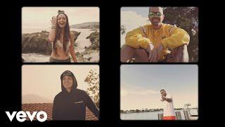 Смотреть клип Sharlene, Lyanno, Kobi Cantillo Ft. Mike Bahía - Quién Dijo Miedo   Remix