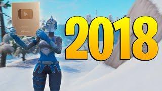 My 2018 YouTube Rewind