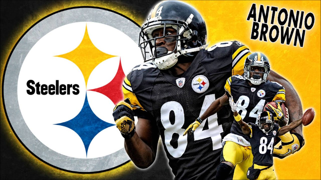 antonio brown wallpaper  FREE NFL Antonio Brown Wallpaper - YouTube