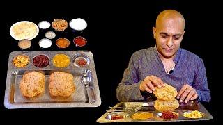 Tasting SOUTH BENGALURUS Popular Vegetarian Thali &amp Coffee At MAIYAS  Traditions Meet Food Science