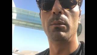 SEE How Arjun Rampal Describing This New Place The Champalimaud Foundation. Lisbon Portugal.