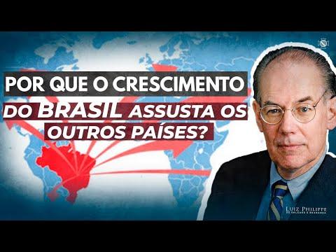 Por que o crescimento do Brasil assusta  os outros países?